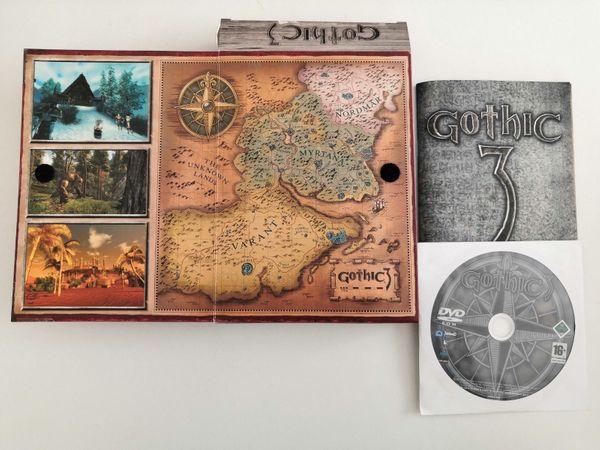 Gothic 3 III in deutsch