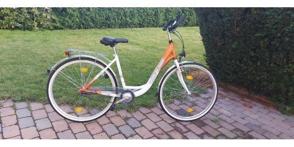 City Fahrrad Marke MEKENZIE ZOLL