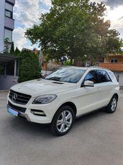 Mercedes Benz ML 250 BlueTEC