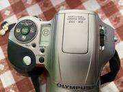 Olympus IS-200 Spiegelreflexkamera