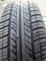 Alufelgen mit Reifen für Fiat
