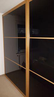 Ikea Pax Kleiderschrank mit Schiebetüren