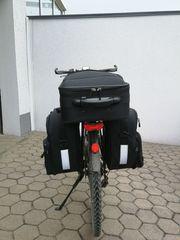 Fahrrad-Gepäckträgerset Klick-Fix