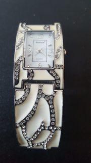Damen Armbanduhr METROPOLITAN Quartz mit