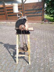 Nass-Schleifmaschine Messerschleifmaschine