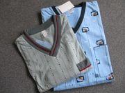 Herren - Nachthemden - 2 versch Modelle -