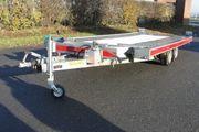 Autotransportanhänger Kipper 2700 kg