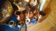 Kupfer Vasen