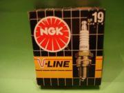 Satz Zündkerzen NGK V-Line Nr