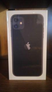 iPhone 11 64 gb schwarz