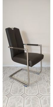 4 HABUFA Schwingstühle Armlehnstuhl Stühle