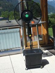 Ventilator mit Wasservernebelung Durchmesser 65cm