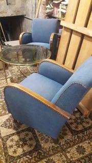 Stuhl Stühle 2 Stück - Vintage
