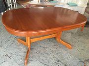Schnäppchen - Esszimmer - Ausziehbarer Tisch für