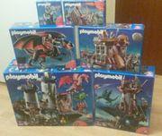 Playmobil Drachenburg Set