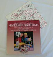 Bastelbuch Kunterbunte Kinderfeste