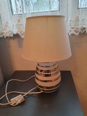 2x Nachtischlampe