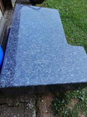 Grabstein Granit Unbeschriftet