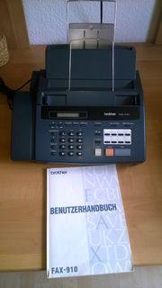 Normalpapierfax
