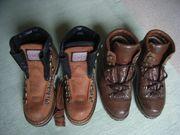 Berg Wandern-Schuhe Gr 41 -42