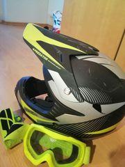 Crosshelm Fullface Helm