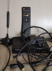 DVB-T2 Receiver komplett