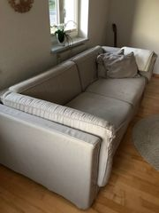 Graue vintage Couch