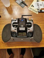Graupner MX 16 mit Pult
