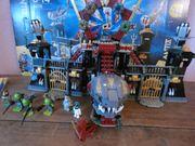 Lego 8078 Große Haifestung Atlantis