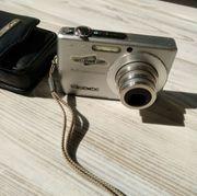 Casio Exilim EX-Z500 Digitalkamera