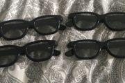 4 3D Brillen