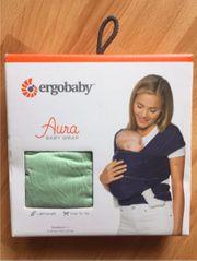 Tragetuch von Ergobaby in grün