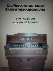 Reparaturanleitung für Harmonium