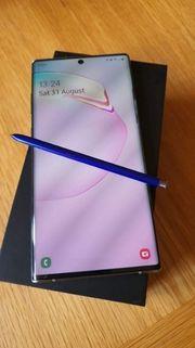 Samsung Galaxy Note10 256GB Farbe