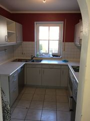 Einbau Küche U Form inkl