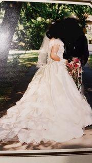 Hochzeitskleid Größe 40