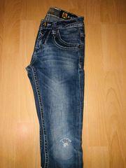 A-Style Jeans Blau 7J
