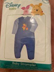 Baby Strampler Winni Pooh Gr