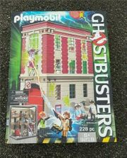 Playmobil Ghostbusters Feuerwehrstation Modell 9219
