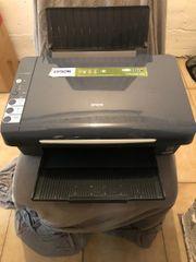 Epson Drucker DX4400
