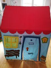 Stoff-Spielhaus für Kinder