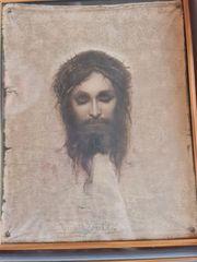 Bild Grabtuch Jesu ca 100