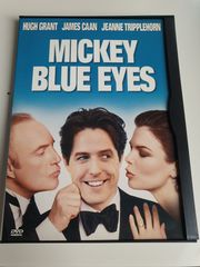 Mickey Blue Eyes DVD