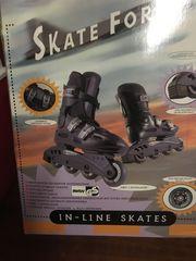 Neuwertige Inline Skates in Größe