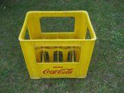 Alte Coca-Cola Kiste für 1