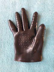 Vielseitiger Vibrationshandschuh schwarz One Size