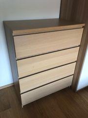 RESERVIERT - Ikea MALM Kommode