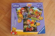 Tigger Pooh Ravensburger Puzzle 3in1