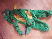 Drachen Karnevalskostüm Größe 104