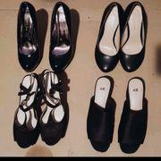 gebrauchte Schuhe Sandalen Loafers